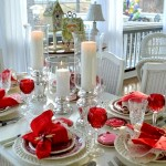Top 10 Valentine's Day Table Settings
