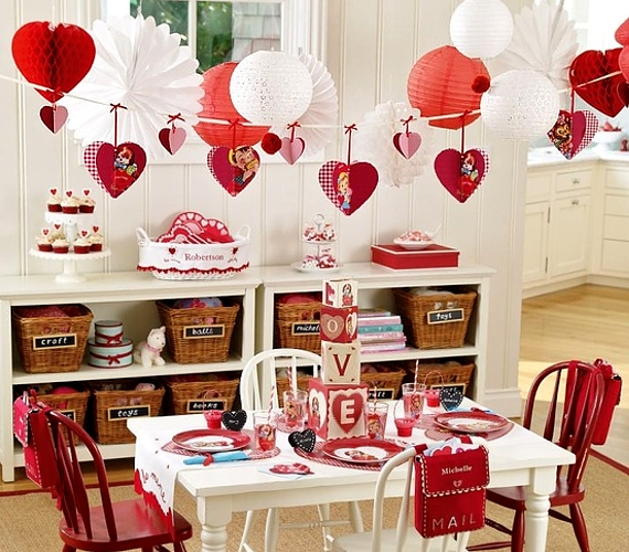 Top 10 romantic valentine 39 s day table settings for Table design for valentines day
