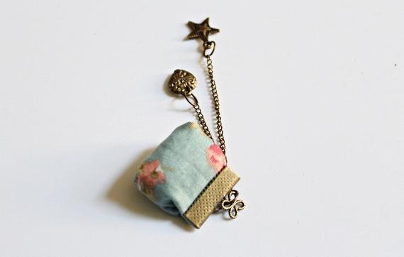 DIY vintage necklace 8