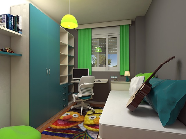 Spring Cleaning - Children's Room